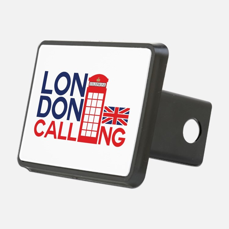 London Calling Hitch Cover