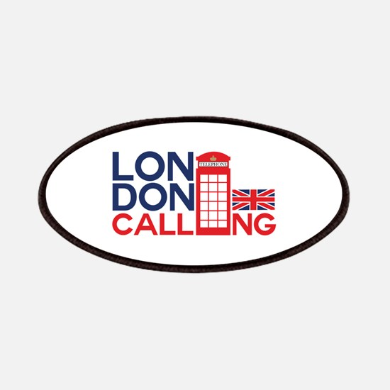 London Calling Patch