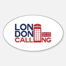 London Calling Decal