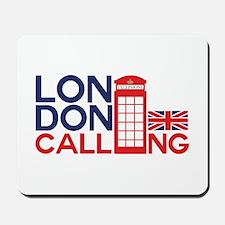 London Calling Mousepad