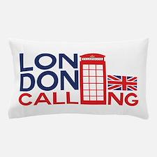 London Calling Pillow Case