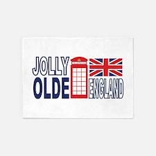 Jolly Olde England 5'x7'Area Rug