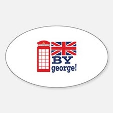By George! Decal