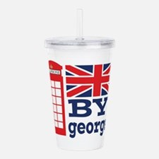 By George! Acrylic Double-wall Tumbler