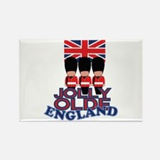 Jolly Olde England Magnets