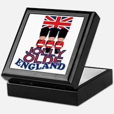 Jolly Olde England Keepsake Box