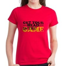 Get Your Head In The Game Tee