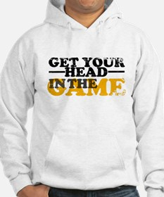 Get Your Head In The Game Hoodie