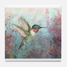 Unique Bird Tile Coaster
