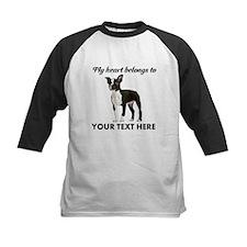 Personalized Boston Terrier Tee