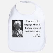 Mark Twain 31 Bib