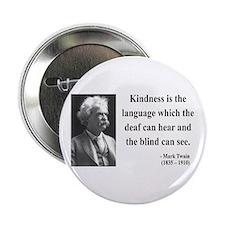 """Mark Twain 31 2.25"""" Button"""