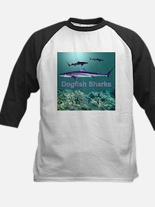 Dogfish Sharks - Kids Baseball Jersey