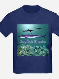 Dogfish Sharks - T