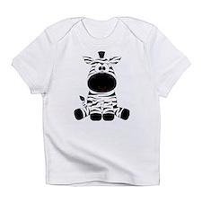 Cute Little Zebra Infant T-Shirt