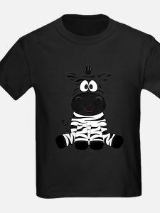Cute Little Zebra T-Shirt