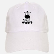 Cute Little Zebra Baseball Baseball Cap