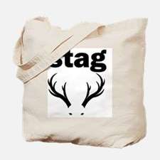 stag party do doo Tote Bag