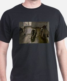 Caillebotte The Floor Scrapers T-Shirt