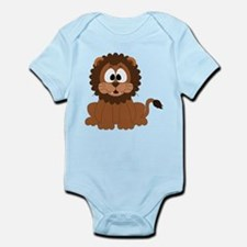 Kid Cute Lion Body Suit
