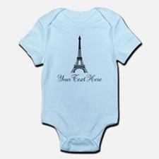 Personalizable Eiffel Tower Body Suit