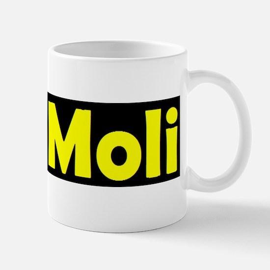 fish moli Mug