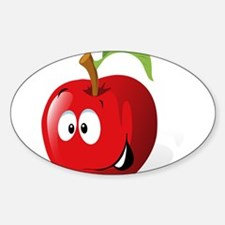 Apple Decal