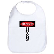 Danger sign Bib
