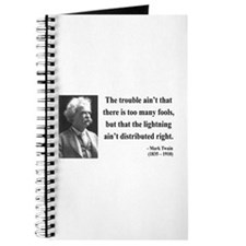 Mark Twain 33 Journal