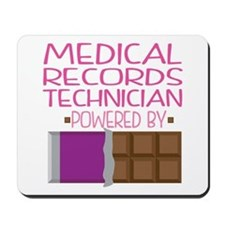 Medical Records Technician Mousepad