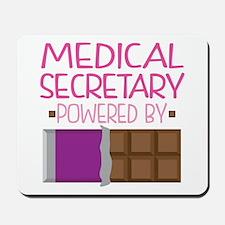 Medical Secretary Mousepad
