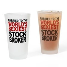 Married To The Worlds Sexiest Stockbroker Drinking