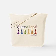gnome-love.gif Tote Bag