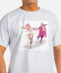 Fire Emblem Awakening - Henry and Olivia T-Shirt