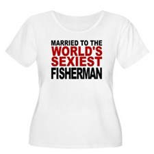 Married To The Worlds Sexiest Fisherman Plus Size
