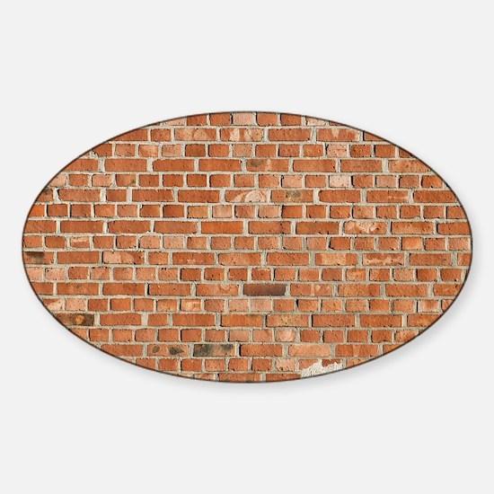 Brick Wall Decal