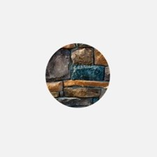 Stone Wall Mini Button (100 pack)