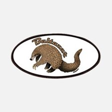 Baltazar the Pangolin Patch