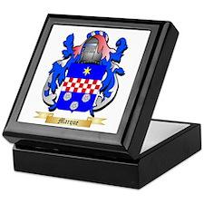 Marque Keepsake Box