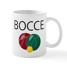 Bocce Small Mug
