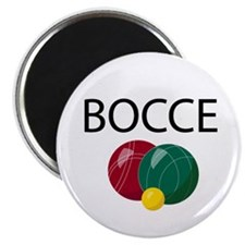 Bocce Magnet