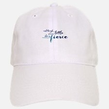 She is Fierce Baseball Baseball Cap