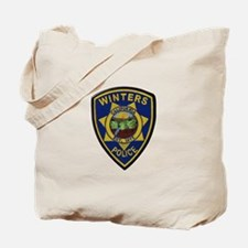 Winters Police Tote Bag