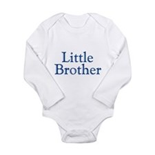 Cute Boy Long Sleeve Infant Bodysuit