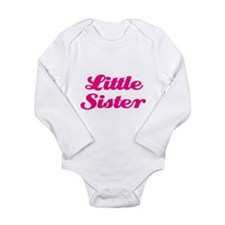 Unique Little girl Long Sleeve Infant Bodysuit