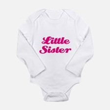 Funny Kids jazzercise Long Sleeve Infant Bodysuit