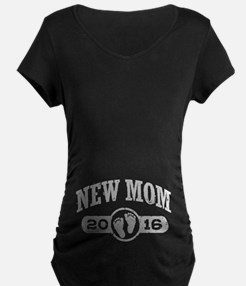 New Mom 2016 T-Shirt
