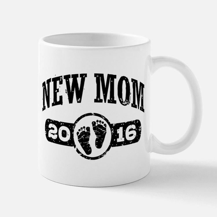 New Mom 2016 Mug