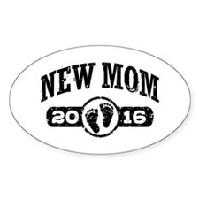 New Mom 2016 Stickers