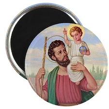 St. Christopher Magnet
